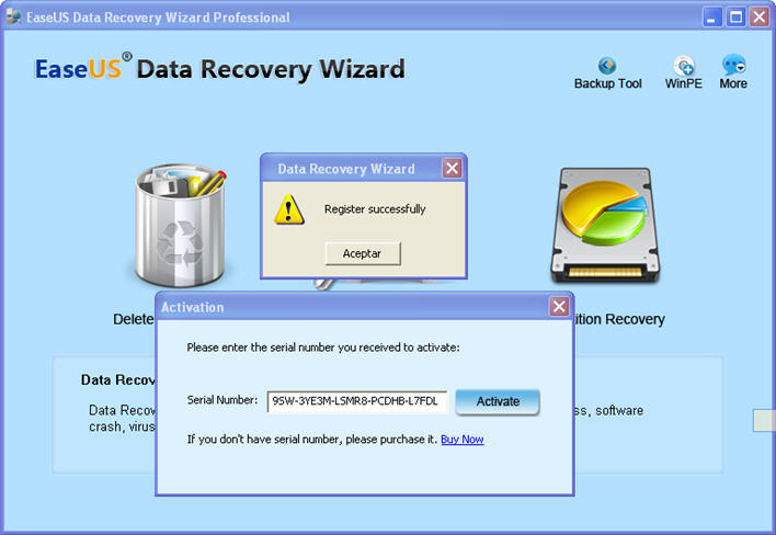 Image result for EASEUS Data Recovery Wizard Free 13.2.0